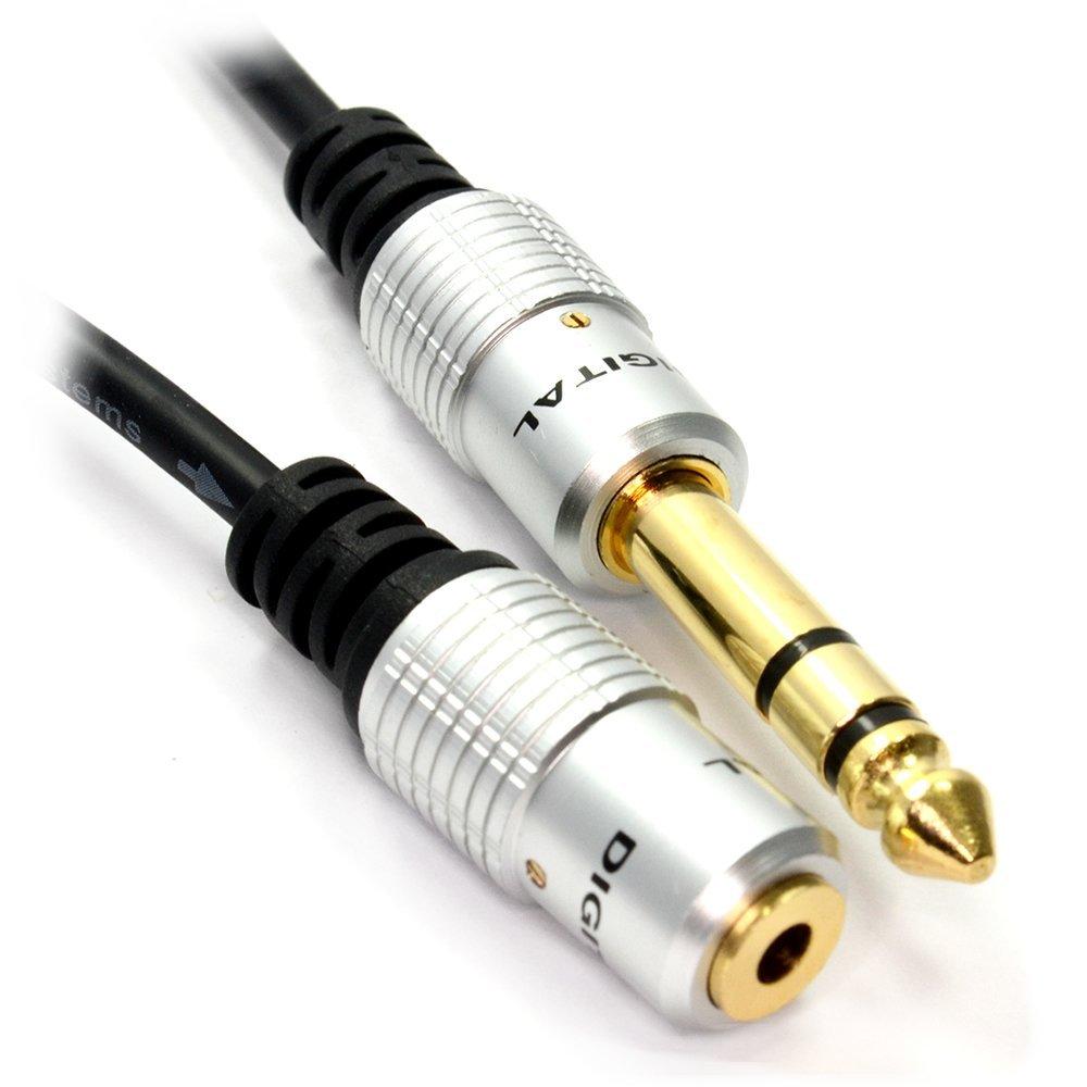 ADAFLEX Adapterkabel für Metalldetektorkopfhörer